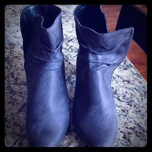 Aerosole short boots